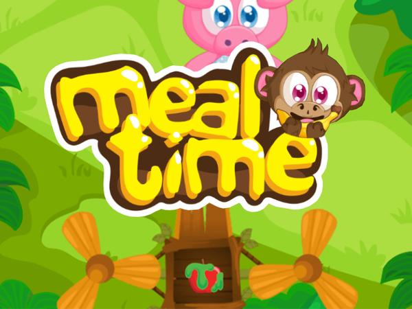 Bild zu Action-Spiel Meal Time