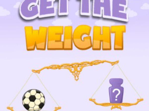 Bild zu Denken-Spiel Get The Weight