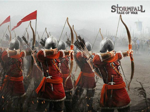 Bild zu Strategie-Spiel Stormfall - Age of War