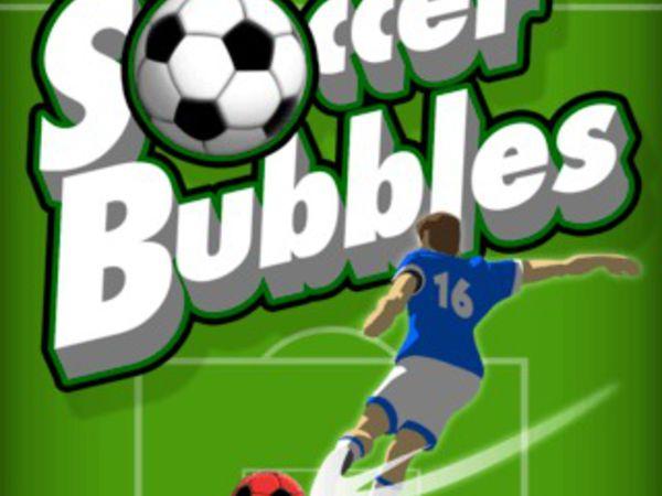 Bild zu Geschick-Spiel Soccer Bubbles