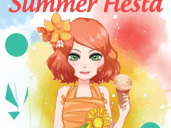 Bild zu Mädchen-Spiel Summer Fiesta
