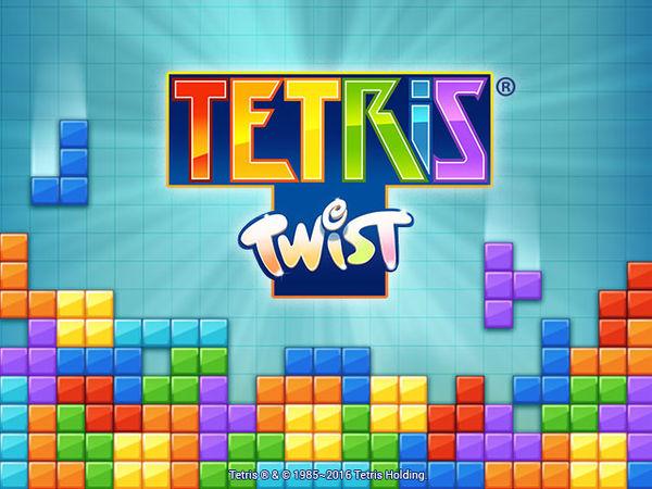 Bild zu Geschick-Spiel Tetris® Twist