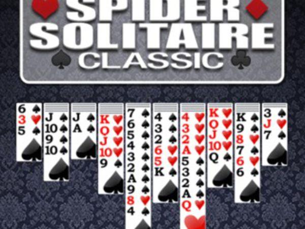 Bild zu HTML5-Spiel Spider Solitaire Classic