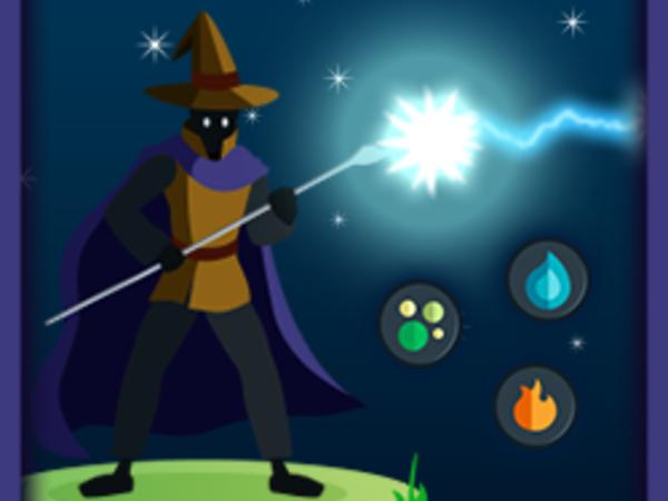 Bild zu Geschick-Spiel 3 2 1 Spell