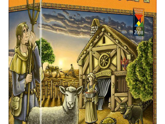 Agricola - Kennerspiel Bild 1