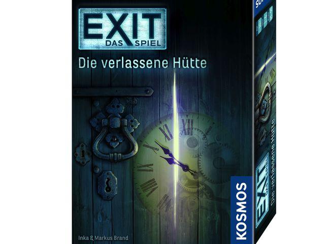 Exit - Das Spiel: Die verlassene Hütte Bild 1
