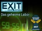 Vorschaubild zu Spiel Exit - Das Spiel: Das geheime Labor