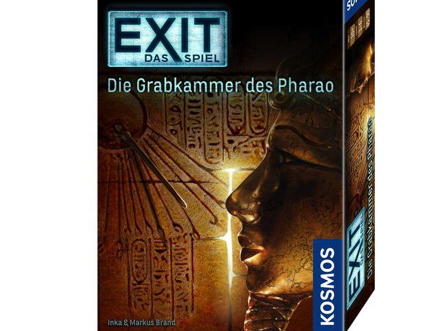 Exit - Das Spiel: Die Grabkammer des Pharao Bild 1