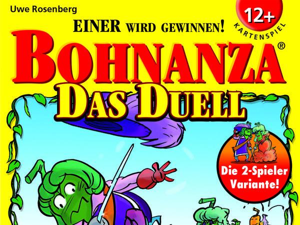 Bild zu Alle Brettspiele-Spiel Bohnanza: Das Duell