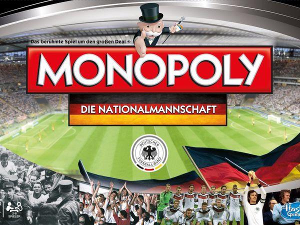 Bild zu Alle Brettspiele-Spiel Monopoly: Die Nationalmannschaft