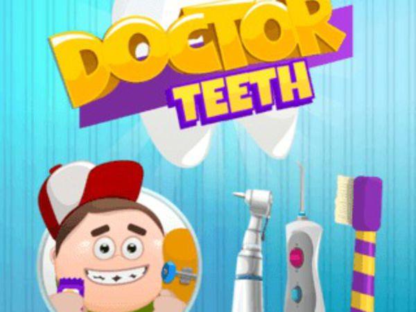 Bild zu Mädchen-Spiel Doctor Teeth