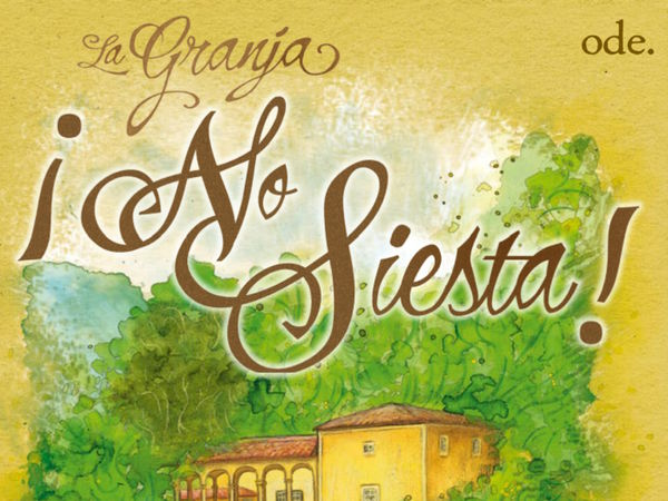 Bild zu Frühjahrs-Neuheiten-Spiel La Granja: No Siesta