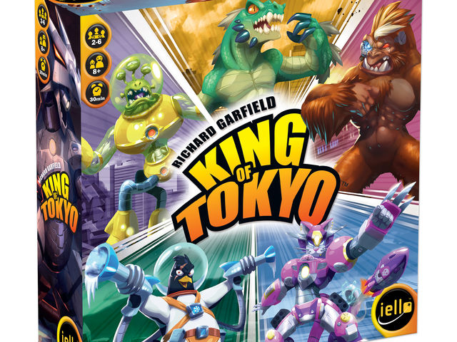 King of Tokyo - Neuauflage Bild 1