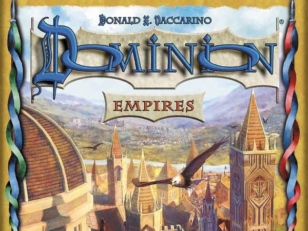 Bild zu Alle Brettspiele-Spiel Dominion: Empires