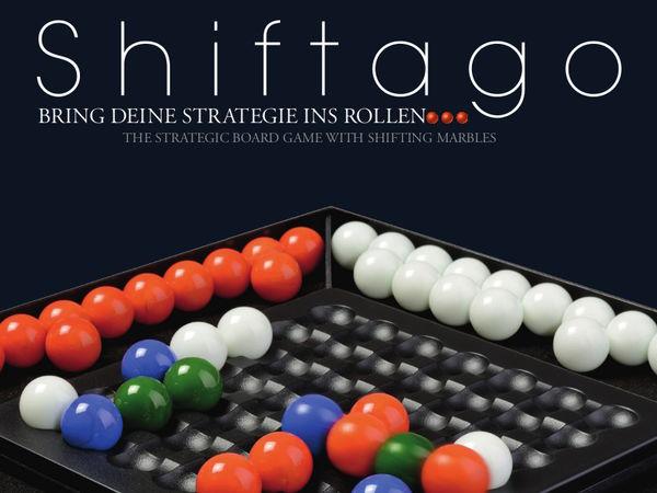 Bild zu Ausgezeichnet 2017-Spiel Shiftago