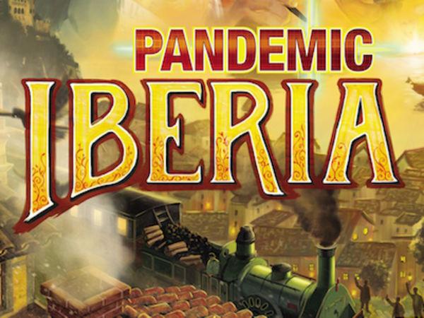Bild zu Alle Brettspiele-Spiel Pandemic Iberia