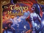 Vorschaubild zu Spiel Five Tribes: Die Diebe von Naqala