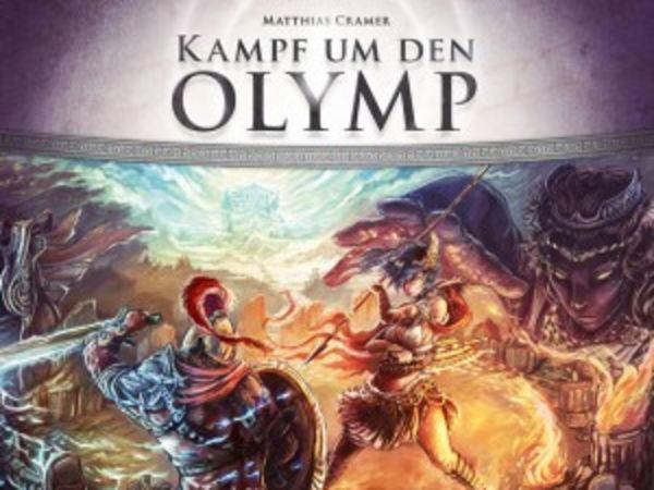 Bild zu Frühjahrs-Neuheiten-Spiel Kampf um den Olymp