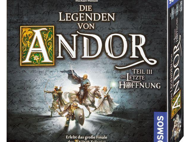 Die Legenden von Andor: Die letzte Hoffnung Bild 1