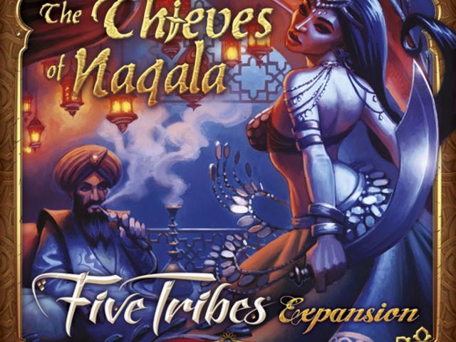 Five Tribes: Die Diebe von Naqala Bild 1