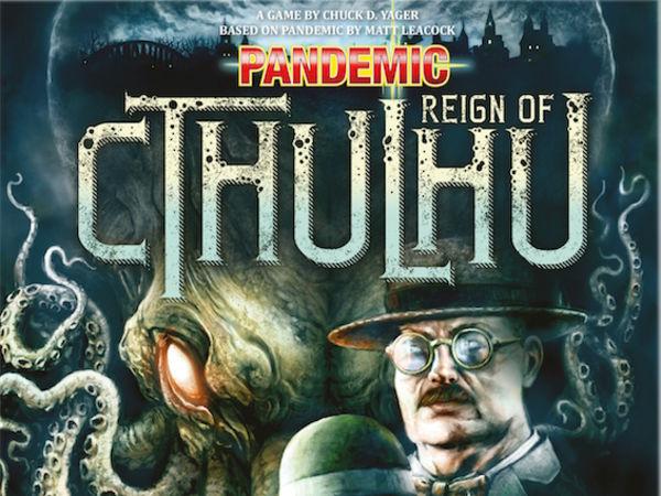 Bild zu Alle Brettspiele-Spiel Pandemic: Die Schreckensherrschaft des Cthulhu