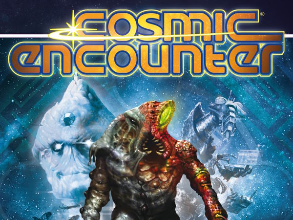 Bild zu Alle Brettspiele-Spiel Cosmic Encounter: Kosmischer Konflikt