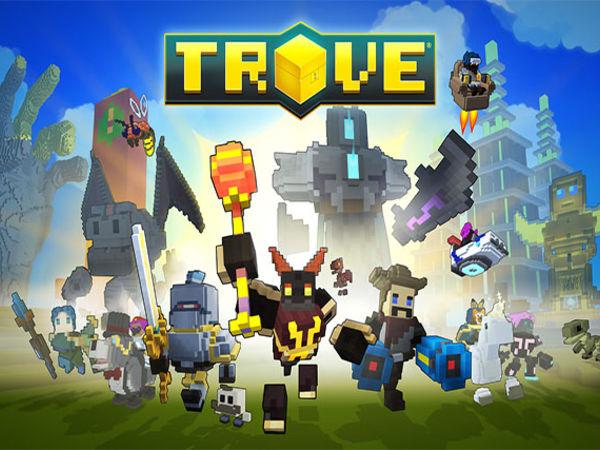 Bild zu Rollenspiele-Spiel Trove
