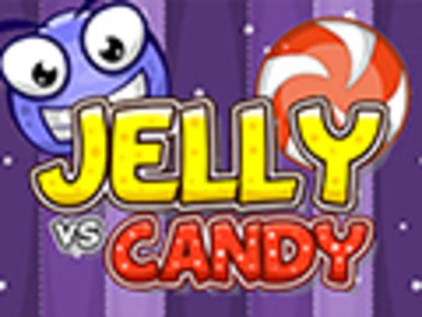 Bild zu Action-Spiel Jelly vs Candy