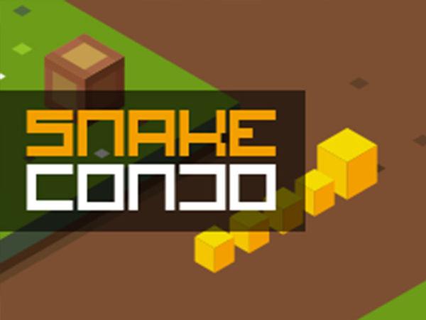 Bild zu Klassiker-Spiel Snake Condo