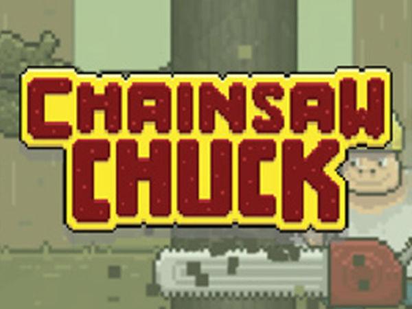 Bild zu Geschick-Spiel Chainsaw Chuck