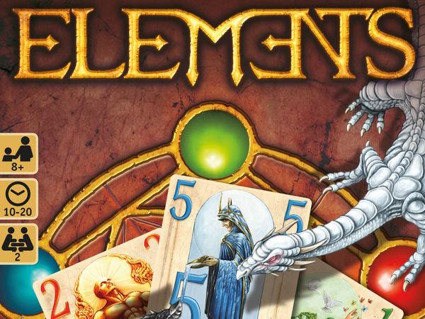 Bild zu Alle Brettspiele-Spiel Elements