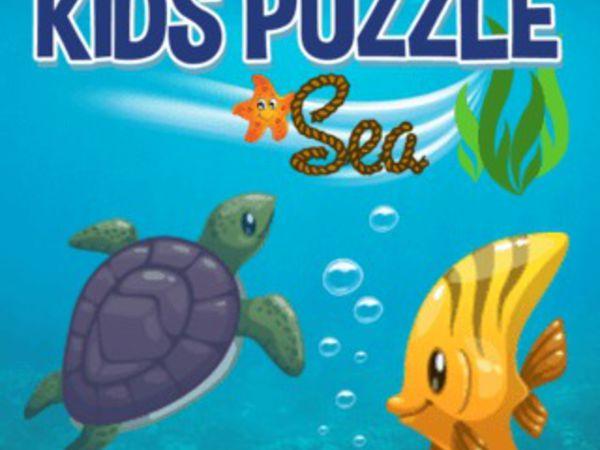 Bild zu Kinder-Spiel Kids Puzzle Sea
