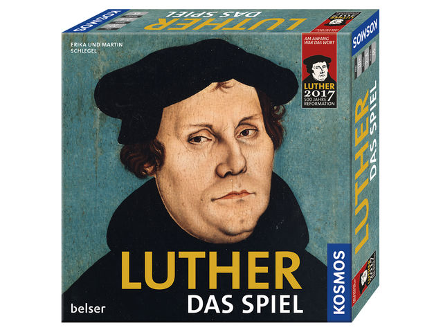 Luther - Das Spiel Bild 1