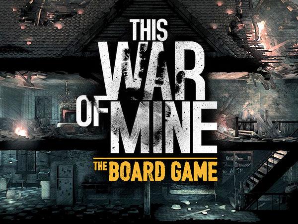 Bild zu Alle Brettspiele-Spiel This War of Mine: Das Brettspiel