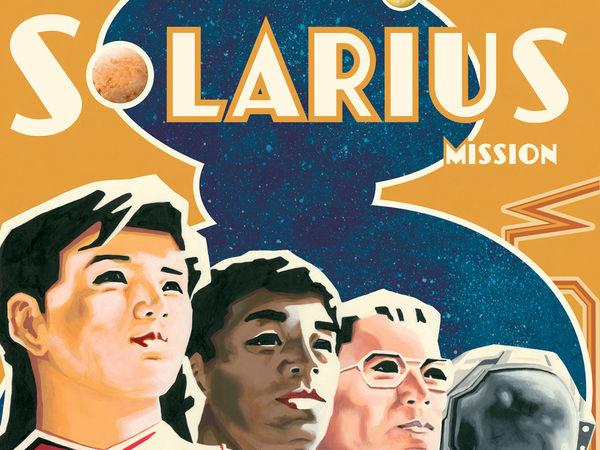 Bild zu Alle Brettspiele-Spiel Solarius Mission