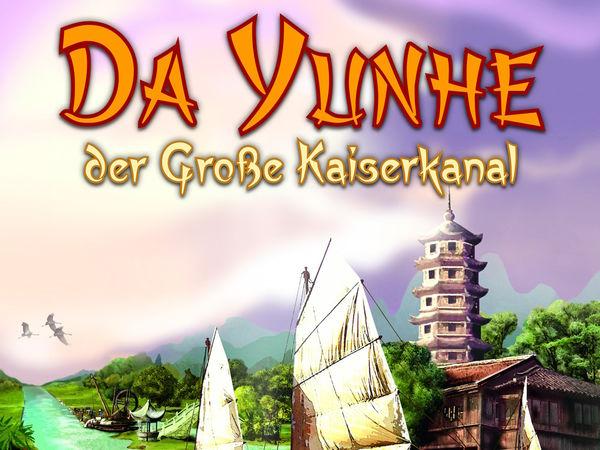 Bild zu Alle Brettspiele-Spiel Da Yunhe: der Große Kaiserkanal