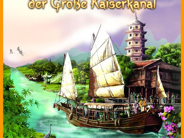 Da Yunhe: der Große Kaiserkanal Bild 1