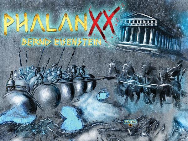 Bild zu Alle Brettspiele-Spiel Phalanxx