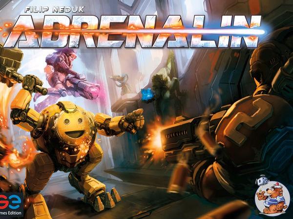 Bild zu Alle Brettspiele-Spiel Adrenaline