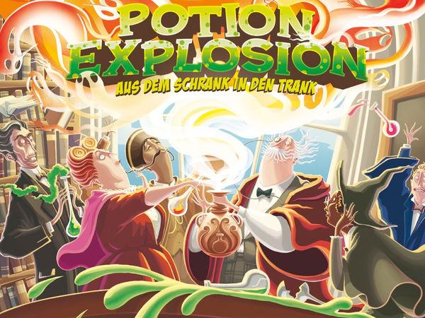 Bild zu Alle Brettspiele-Spiel Potion Explosion: Die fünfte Zutat