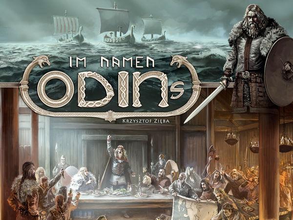 Bild zu Alle Brettspiele-Spiel Im Namen Odins