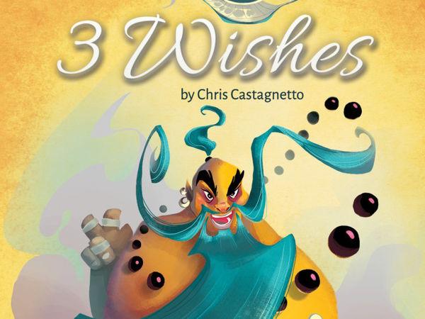Bild zu Alle Brettspiele-Spiel 3 Wishes