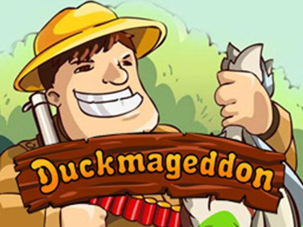 Bild zu HTML5-Spiel Duckmageddon