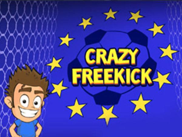 Bild zu Geschick-Spiel Crazy Freekick