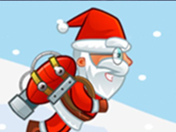 Bild zu Neu-Spiel jetpack Santa