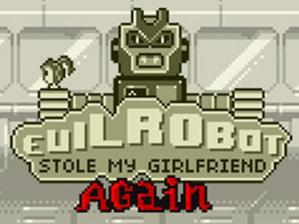 Bild zu Geschick-Spiel Evil Robot stole my Girlfriend