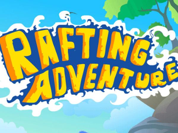 Bild zu Geschick-Spiel Rafting Adventure