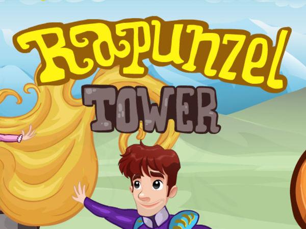 Bild zu Mädchen-Spiel Rapunzel