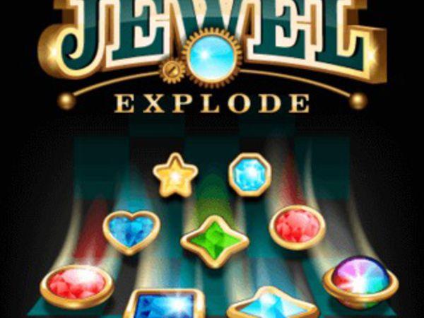 Bild zu Denken-Spiel Jewel Explode