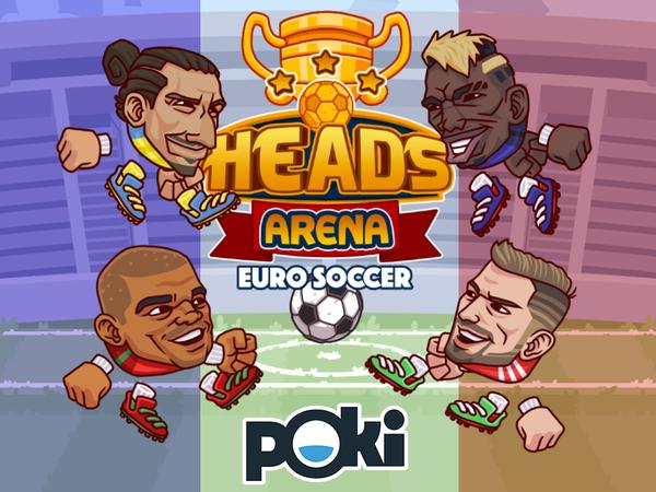 Bild zu Sport-Spiel Heads Arena Euro Soccer